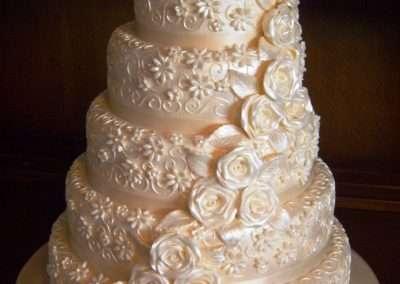 Iced - Wedding Cake Gallery