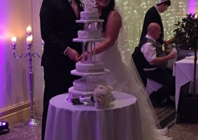 Beamish Hall - Winter Wedding
