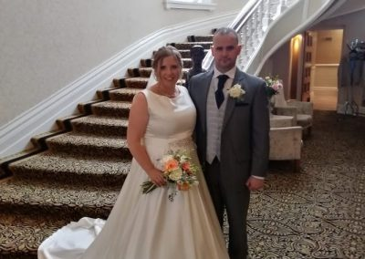 Mr and Mrs McGuiness - The Grand Hotel