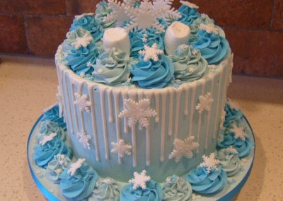 "Frozen - 6"" (approx 15 servings) - £50.00, 8"" (approx. 25 servings) - £60.00,  10"" - (approx. 35 servings) - £70.00"