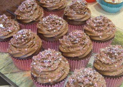 Sparkle Muffins - £3.50 per muffin (Batches of 15)